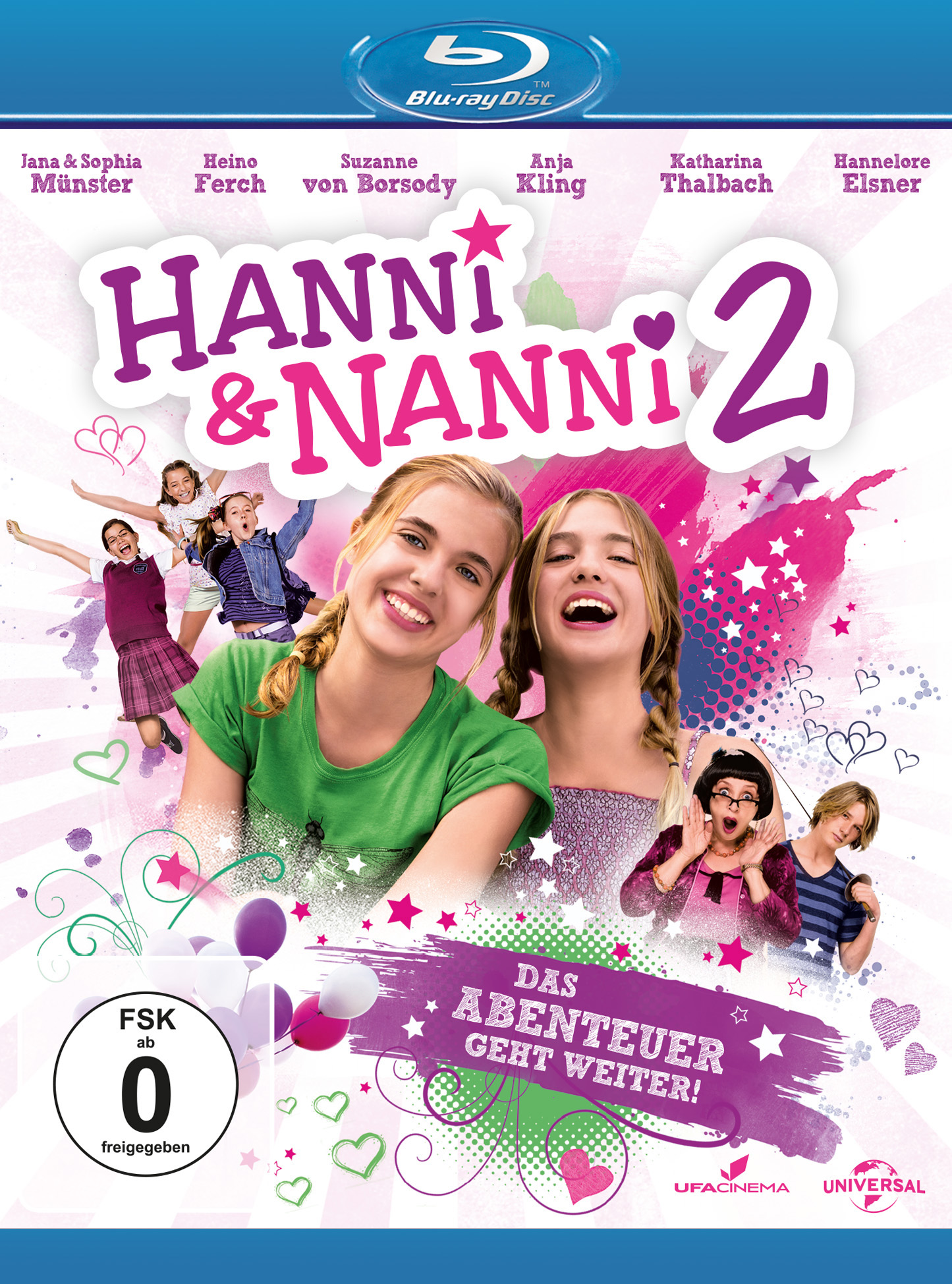 Verfügbarkeit | Hanni & Nanni 2 | filmportal.de