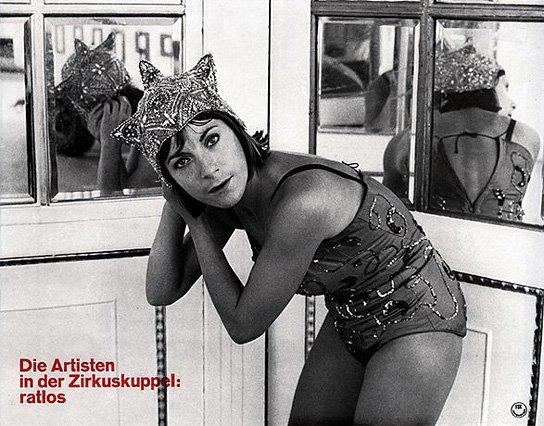 Die Artisten in der Zirkuskuppel: ratlos, Quelle: BArch, SDK
