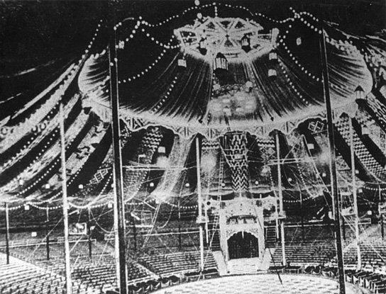 Die Artisten in der Zirkuskuppel: ratlos, Quelle: DIF
