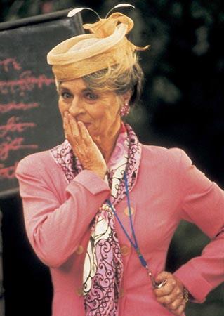 """Cornelia Froboess in """"Die wilden Kerle"""" (2003), © Buena Vista International"""