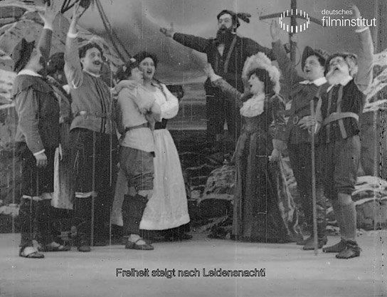 """Wilhelm Tell: Die Sonne strahlt. Nr. 78"""