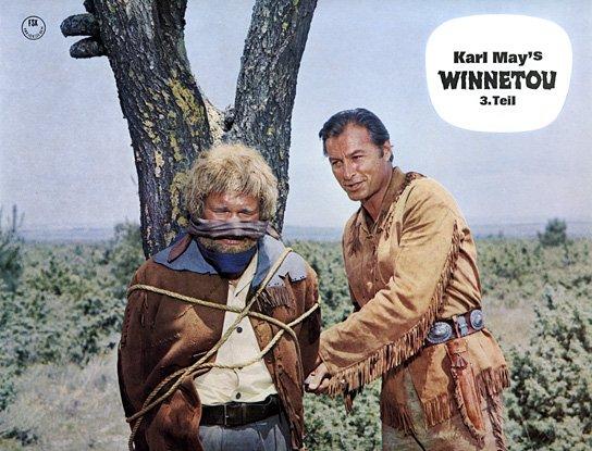 Winnetou III, DIF
