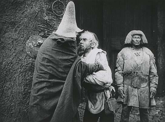 Der Golem, wie er in die Welt kam, Quelle: DIF/Nachlass Paul Wegener-Sammlung