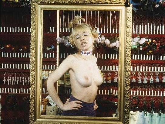goldene banane porno filmplakat ingrid steeger erotik