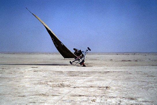 """""""Karakum"""", © 1993 Ottokar Runze Filmproduktion"""