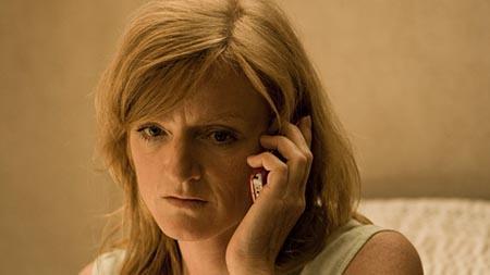 "Nina Petri in ""Absolution"" (2007); Quelle: Markus Sehr, Foto: Nola Bunke"