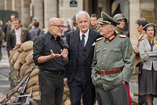 Diplomatie, © Koch Media, Film Oblige, Gaumont, Blueprint Film, Arte France Ciné