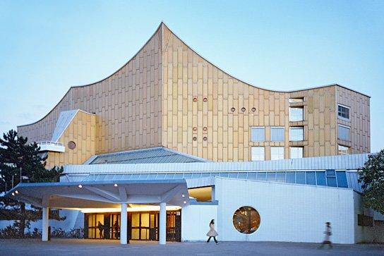 Kathedralen der Kultur, © Wim Wenders