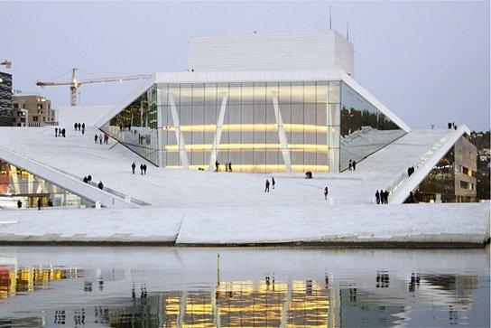 Kathedralen der Kultur, © 2013 Øystein Mamen
