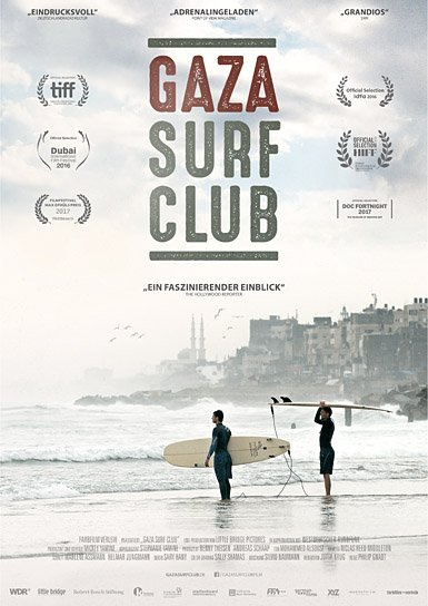 """Gaza Surf Club"", Quelle: Farbfilm Verleih, DIF, © Little Bridge Pictures"