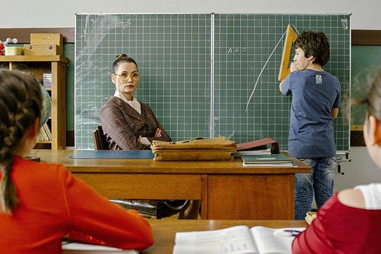 """""""Hilfe, ich habe meine Lehrerin geschrumpft"""", © 2015 Sony Pictures Releasing"""