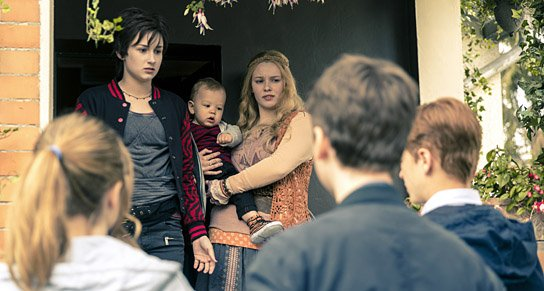 """Die Vampirschwestern 3"", © Sony Pictures Releasing GmbH, Tom Trambow"