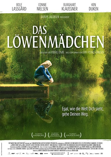 """""""Das Löwenmädchen"""", Quelle: NFP Marketing & Distribution, DIF, © Tom Trambow"""