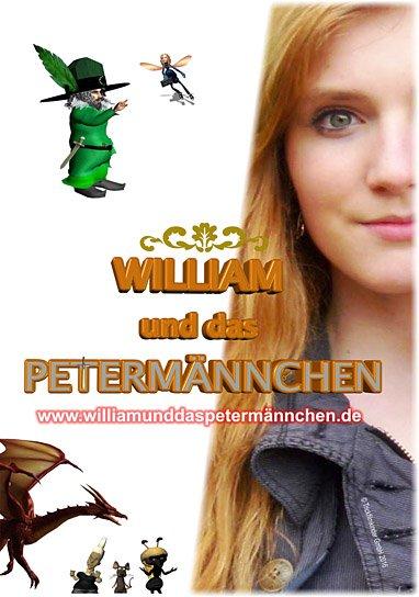 """""""William und das Petermännchen"""", Quelle: Trickfilmkinder GmbH, DIF"""