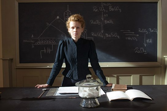 """""""Marie Curie"""", NFP Marketing & Distribution, DIF, © P'Artisan Film Produktion"""