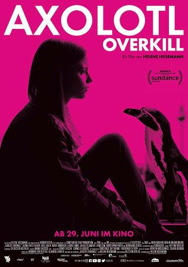 """""""Axolotl Overkill"""", © 2017 Constantin Film Verleih GmbH"""
