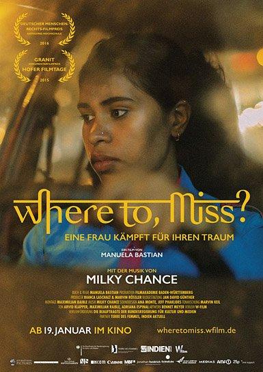 """Where to, Miss?"", Quelle: W-Film Filmprodution & Filmverleih, DIF"