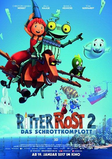 """Ritter Rost 2 - Das Schrottkomplott"", Quelle: Universum Film, DIF"