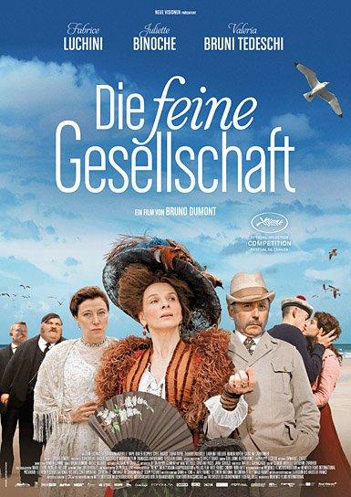 """""""Die feine Gesellschaft"""", Quelle: Neue Visionen Filmverleih, DIF"""