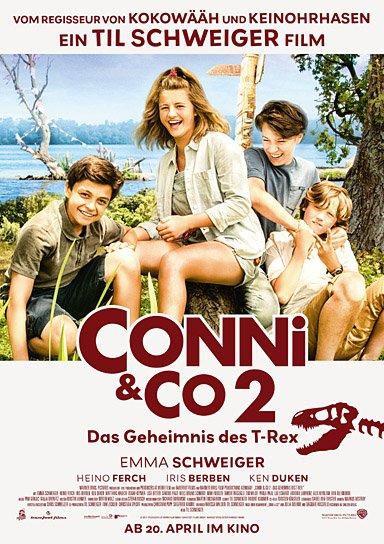 """""""Conni & Co. 2 - Das Geheimnis des T-Rex"""", Quelle: Warner Bros. Ent., DIF"""