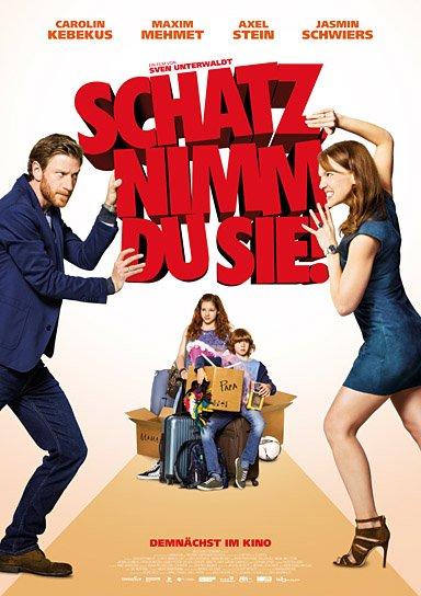 """""""Schatz, nimm Du sie!"""", Quelle: Wild Bunch, DIF"""
