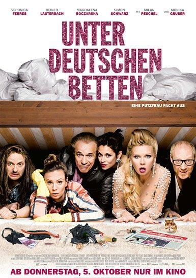"""""""Unter deutschen Betten"""", © 2017 Twentieth Century Fox"""