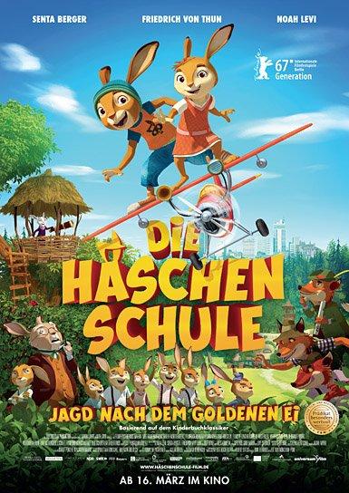 """""""Die Häschenschule"""", Quelle: Universum Film GmbH, DIF"""