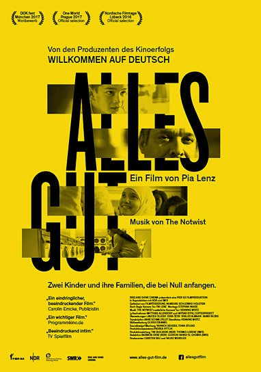 """Alles gut"", Quelle: Rise and Shine Cinema, DIF"