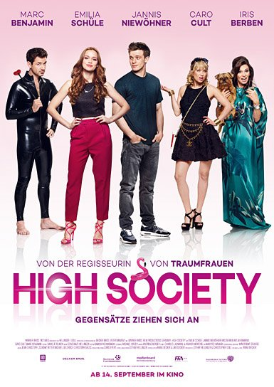 """High Society"", Quelle: Warner Bros. Entertainment, DIF, © 2017 Warner Bros. Ent"