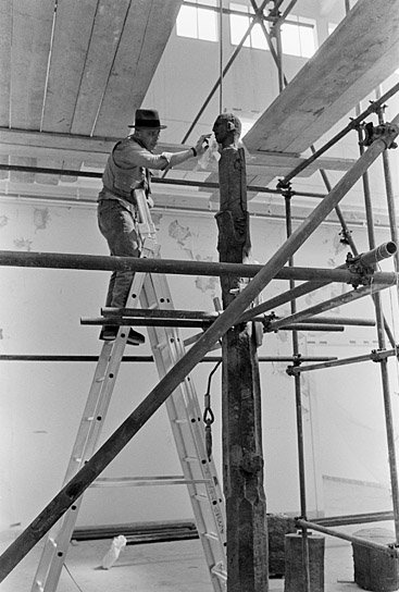 """""""Beuys"""", Piffl Medien, DIF, © zero one film, Herbert Schwöbel"""