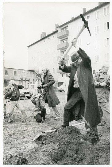 """Beuys"", © zero one film, bpk, Stiftung Schloss Moyland, Ute Klophaus"
