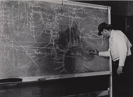 """""""Beuys"""", Quelle: Piffl Medien, DIF, © zero one film, Klaus Staeck"""