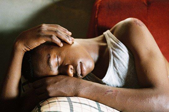 """""""Félicité"""", Quelle: Grandfilm, DIF, © Celine Bozon"""
