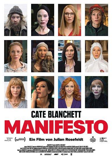 """Manifesto"", Quelle: DCM Film Distribution, DIF"