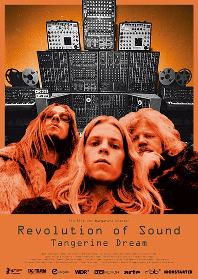 """Revolution of Sound. Tangerine Dream"", Quelle: Real Fiction Filmverleih, DIF"