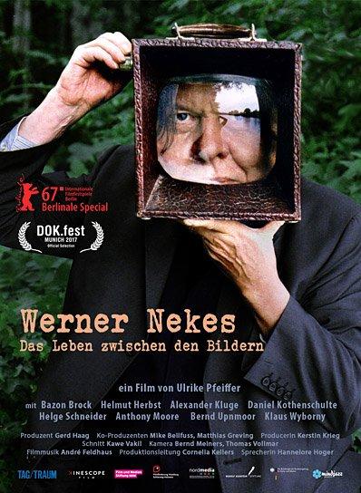 """""""Werner Nekes - Das Leben zwischen den Bildern"""", Quelle: mindjazz pictures, DIF"""