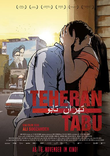 """Teheran Tabu"", Quelle: Camino Filmverleih, DIF, © Little Dream Entertainment"