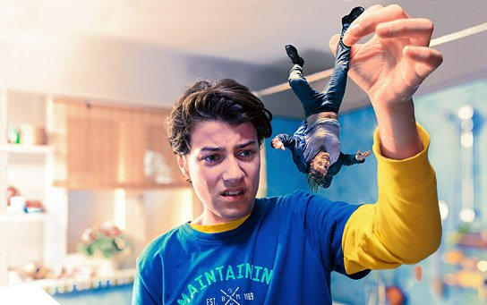 """""""Hilfe, ich hab meine Eltern geschrumpft"""", Quelle: Sony Pictures Releasing, DIF"""