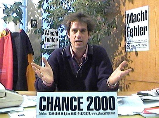 """""""Chance 2000 - Abschied von Deutschland"""", © Filmgalerie 451"""