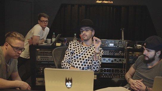 """""""Tokio Hotel - Hinter die Welt"""", Quelle: mindjazz pictures, DIF"""