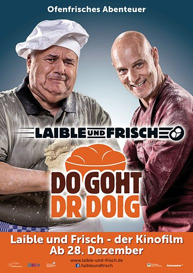 """""""Laible und Frisch: Do goht dr Doig"""", Quelle: Kinostar Filmverleih, DIF"""