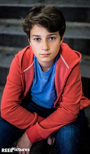 Oskar Keymer; Quelle: Agentur Star Movie Kids, © REEL PICTURES