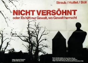 Jean-Marie Straub and Dani�le Huillet - Nicht vers�hnt (1965) aka Not Reconciled