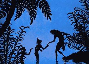 Die Abenteuer des Prinzen Achmed, Quelle: DIF