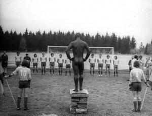 Der nackte Mann auf dem Sportplatz, © DEFA-Stiftung, Wolfgang Bangemann