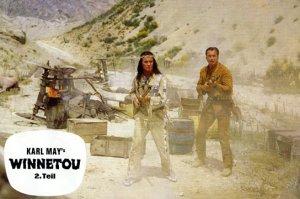 Winnetou II, DIF