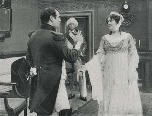 Der Film von der Königin Luise. 3. Abteilung: Die Königin der Schmerzen