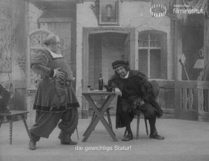 """Die lustigen Weiber: Buffo Duett"""