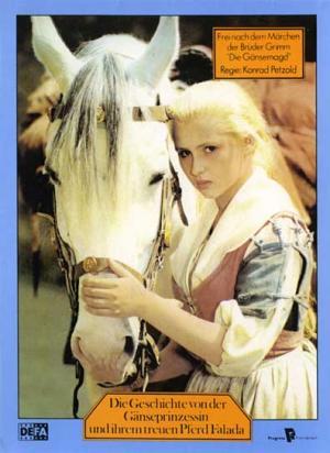 Die Geschichte von der Gänseprinzessin und ihrem treuen Pferd Falada