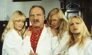 Der Kurpfuscher und seine fixen Töchter
